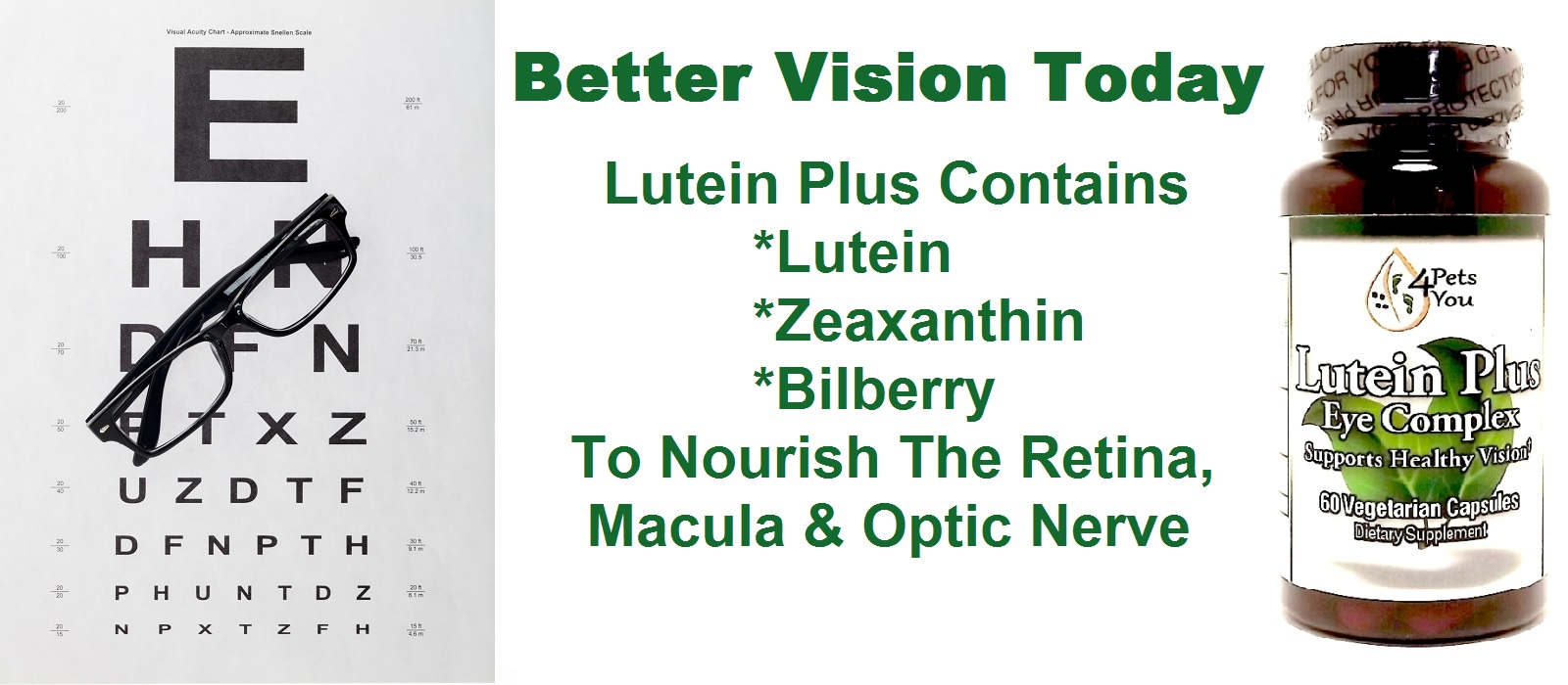 Lutein Plus Eye Complex
